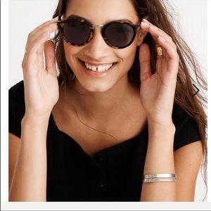 Madewell indigo sunglasses